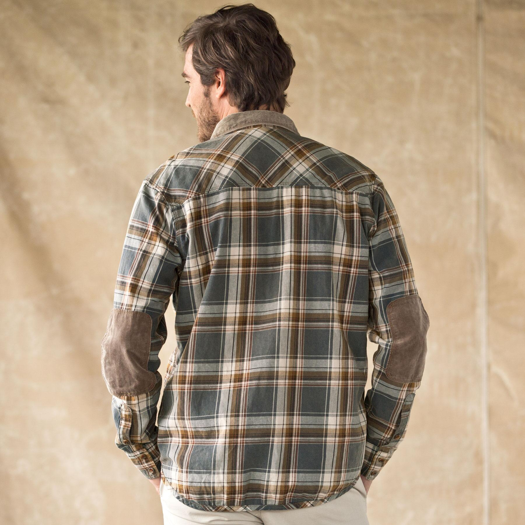 DESOTO PLAID SHIRT: View 2