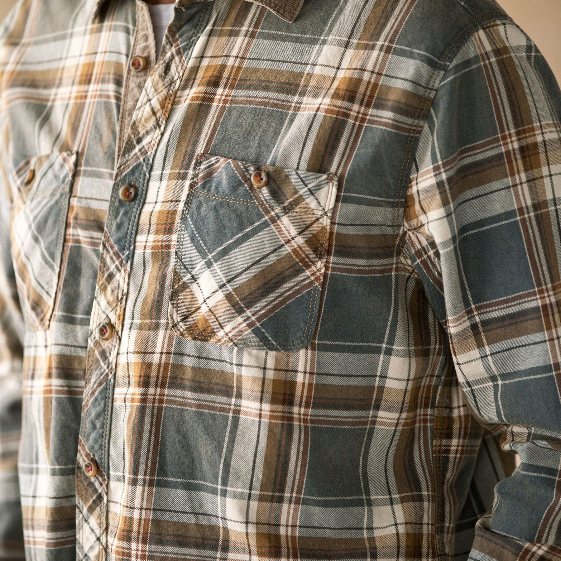 DESOTO PLAID SHIRT: View 3