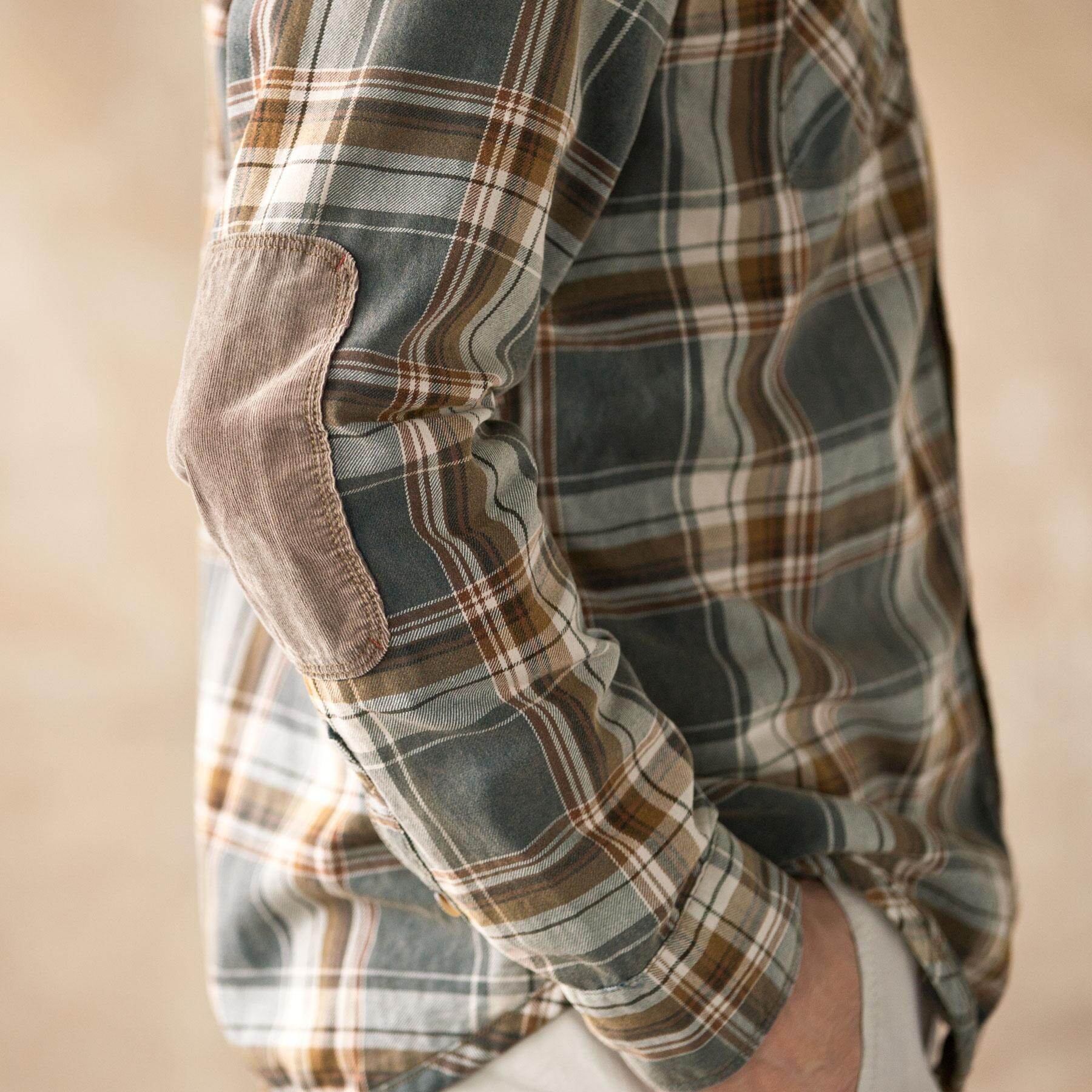DESOTO PLAID SHIRT: View 4