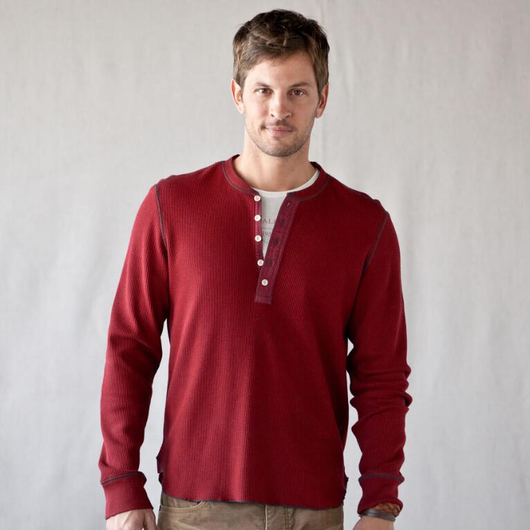 EVERYDAY THERMAL HENLEY
