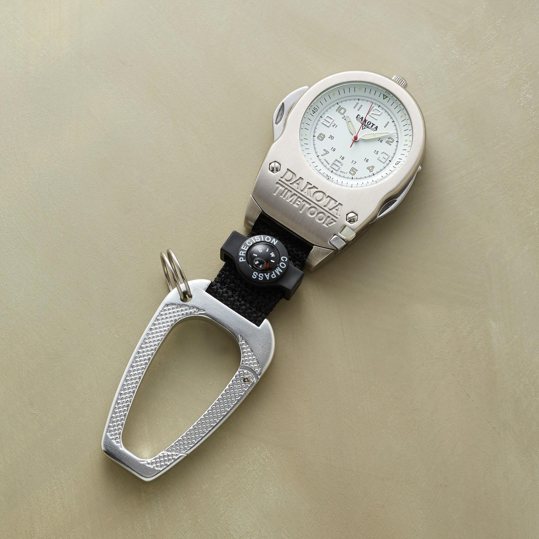 TIMEKEEPER TOOL: View 1