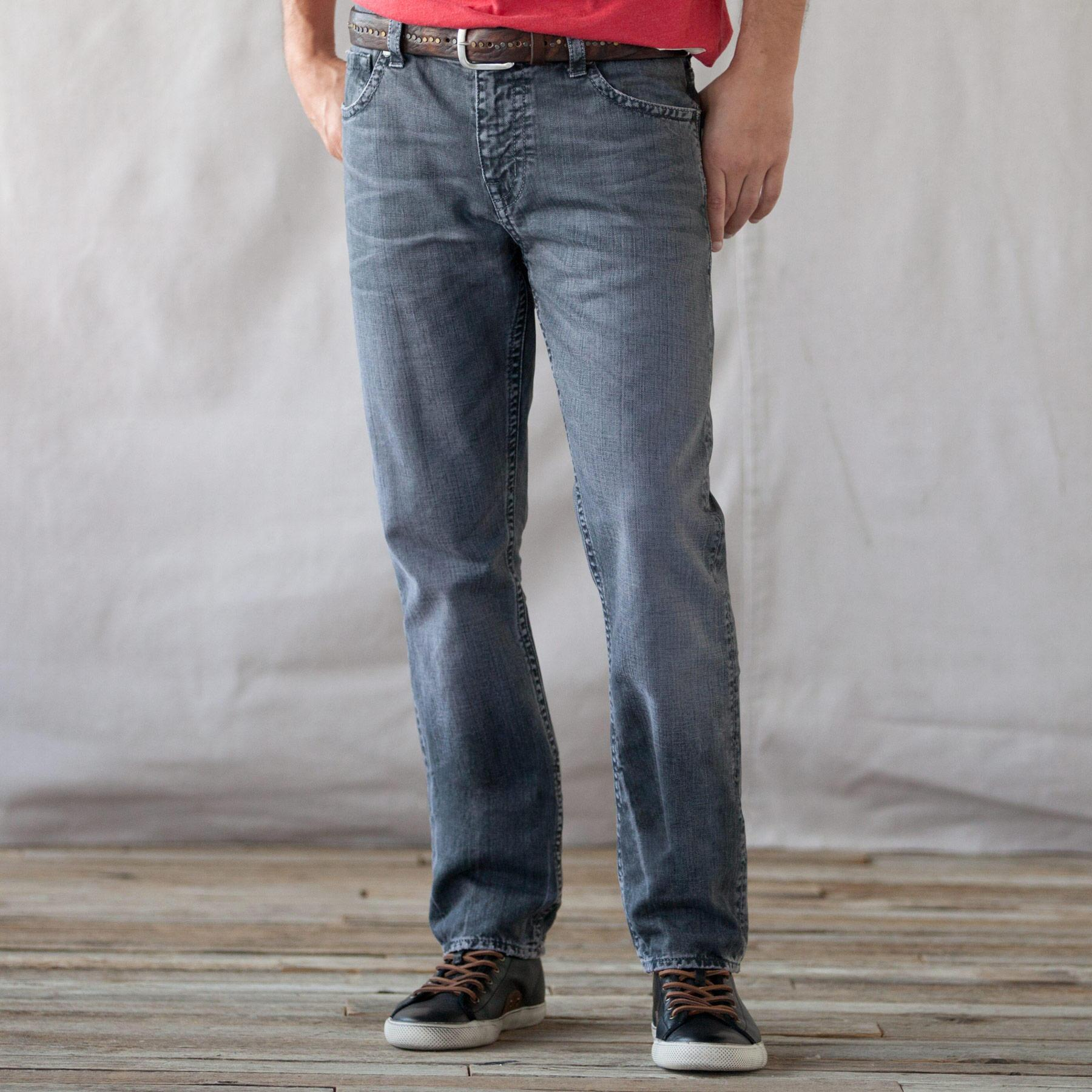 1921 KENT JEANS - STEEL GREY: View 1