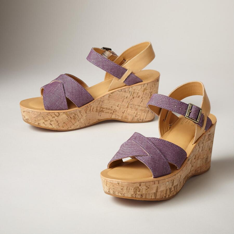 AVA CANVAS SANDAL