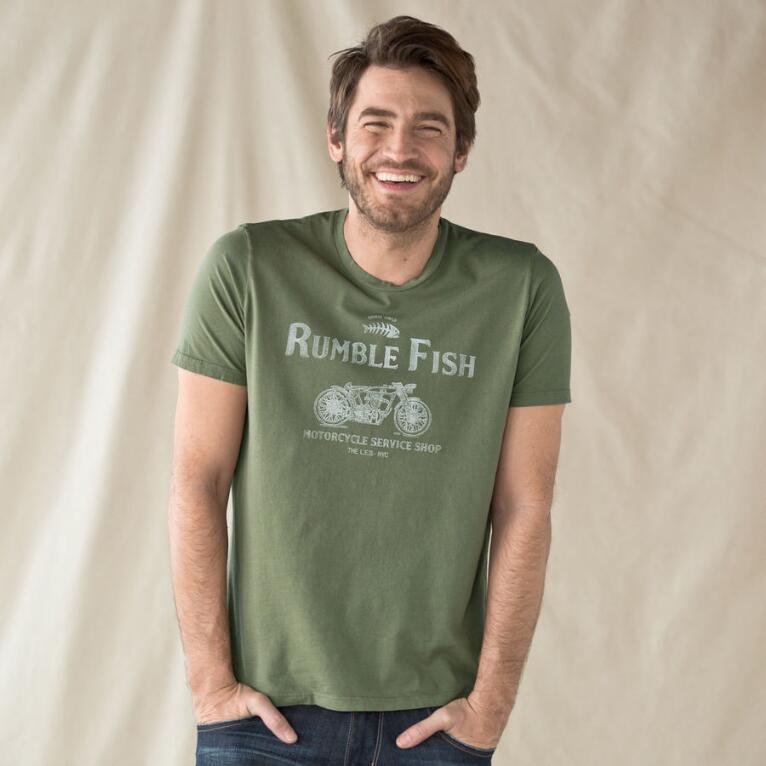 RUMBLE FISH TEE SHIRT