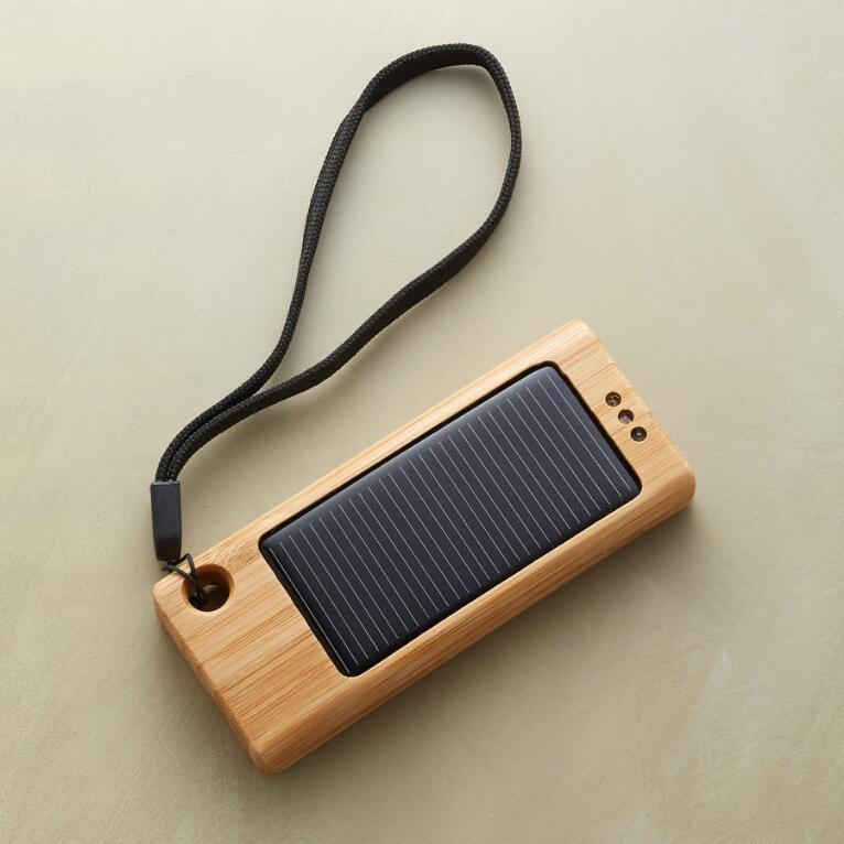 ROUGHING IT SOLAR CHARGER