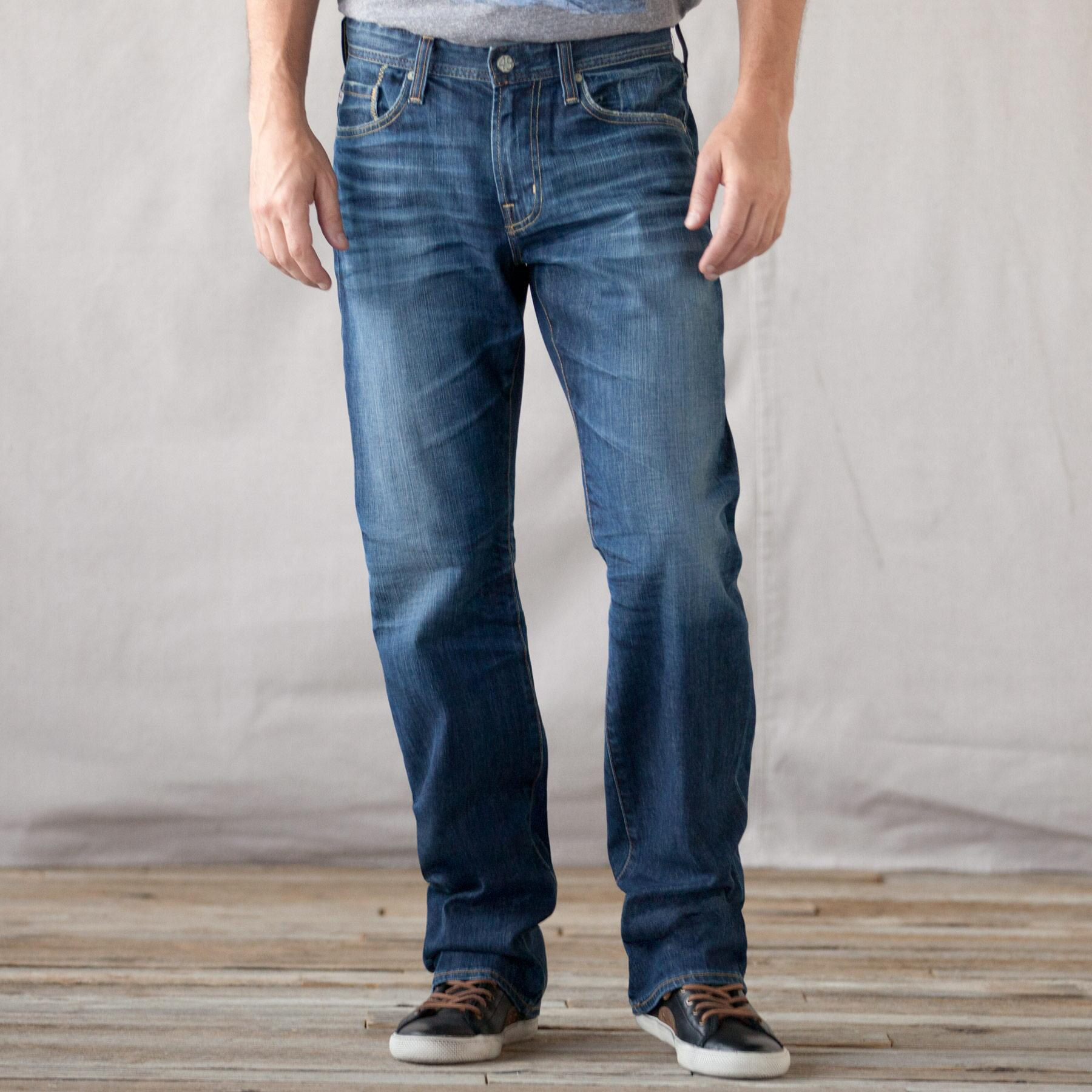 AG Adriano Goldschmied 10 Year Protege Jeans