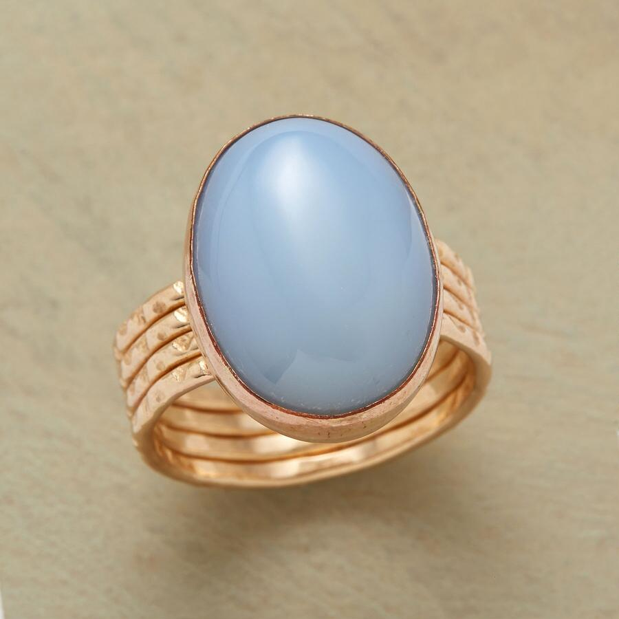 ROBINS EGG RING