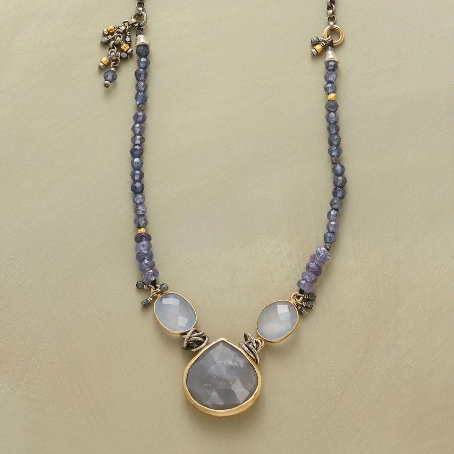 BLUE MOONLIGHT NECKLACE