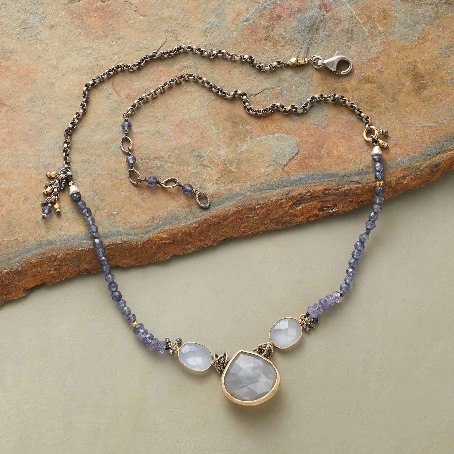BLUE MOONLIGHT NECKLACE: View 2