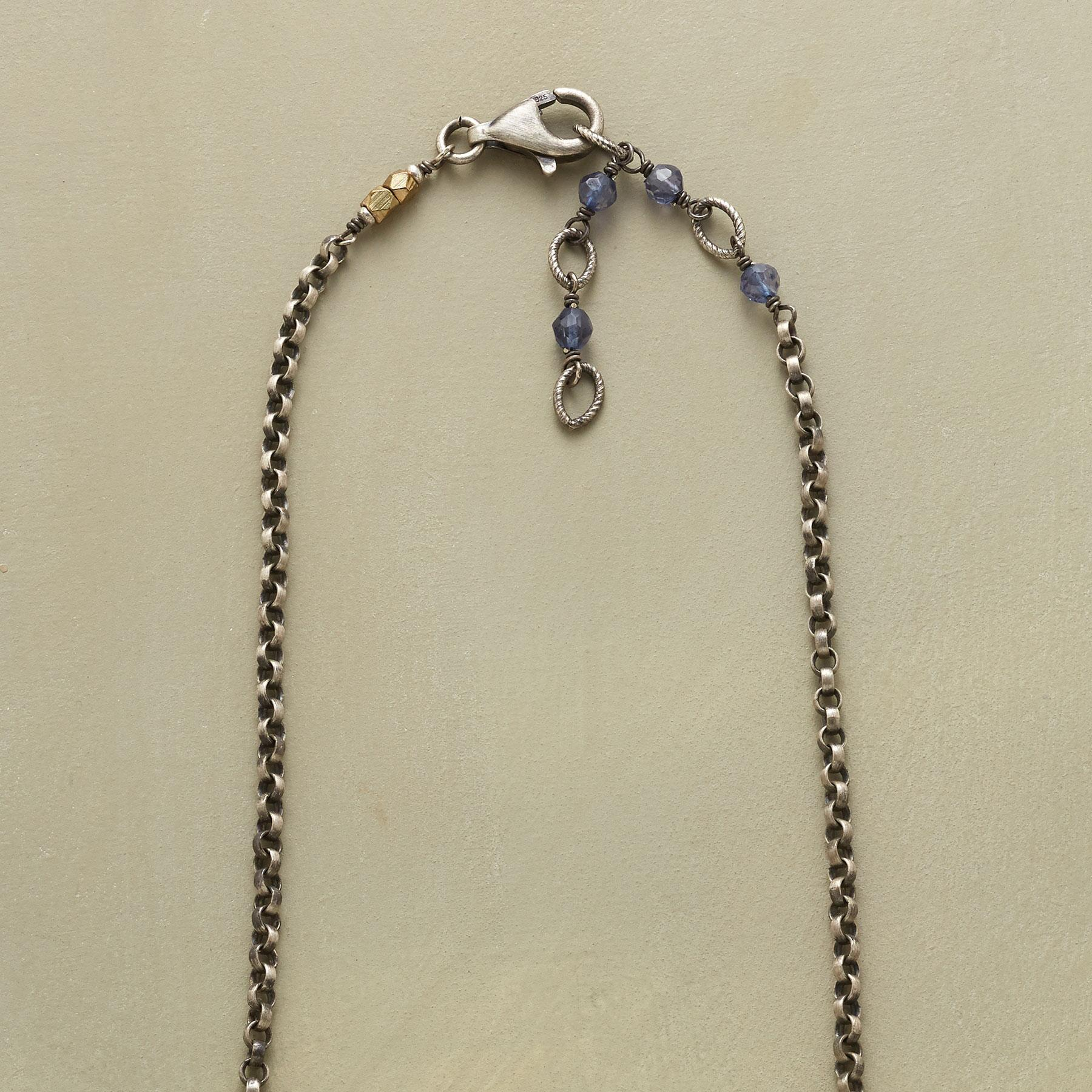 BLUE MOONLIGHT NECKLACE: View 3