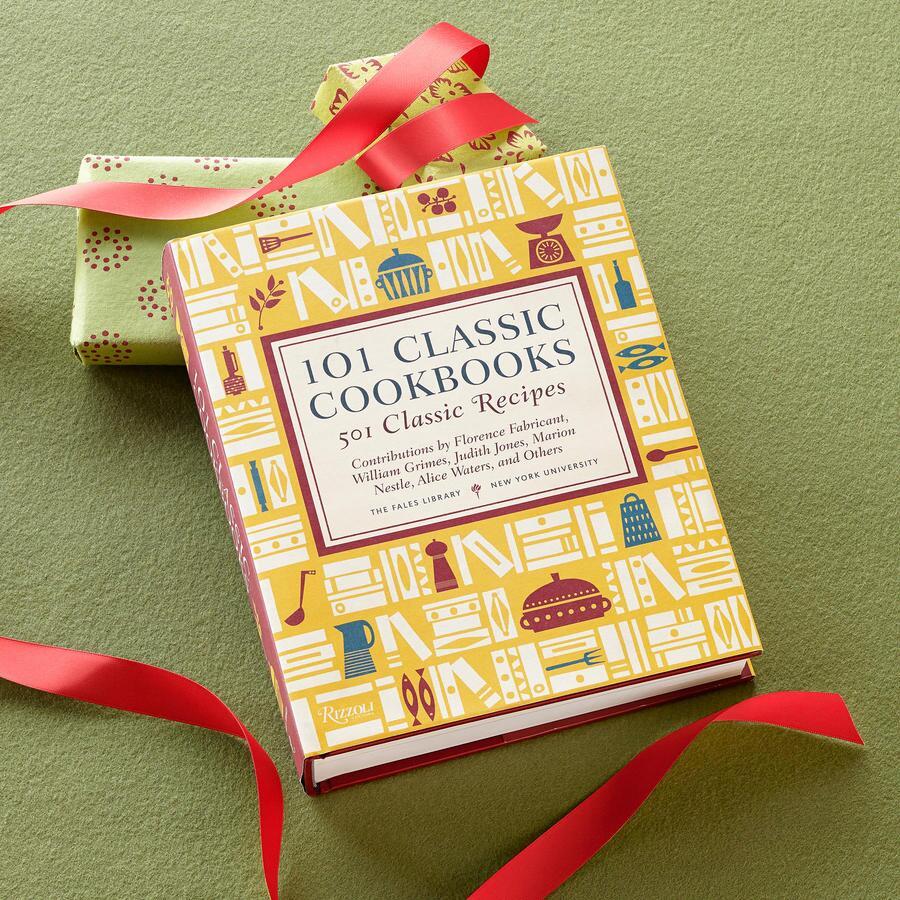 101 CLASSIC COOKBOOKS
