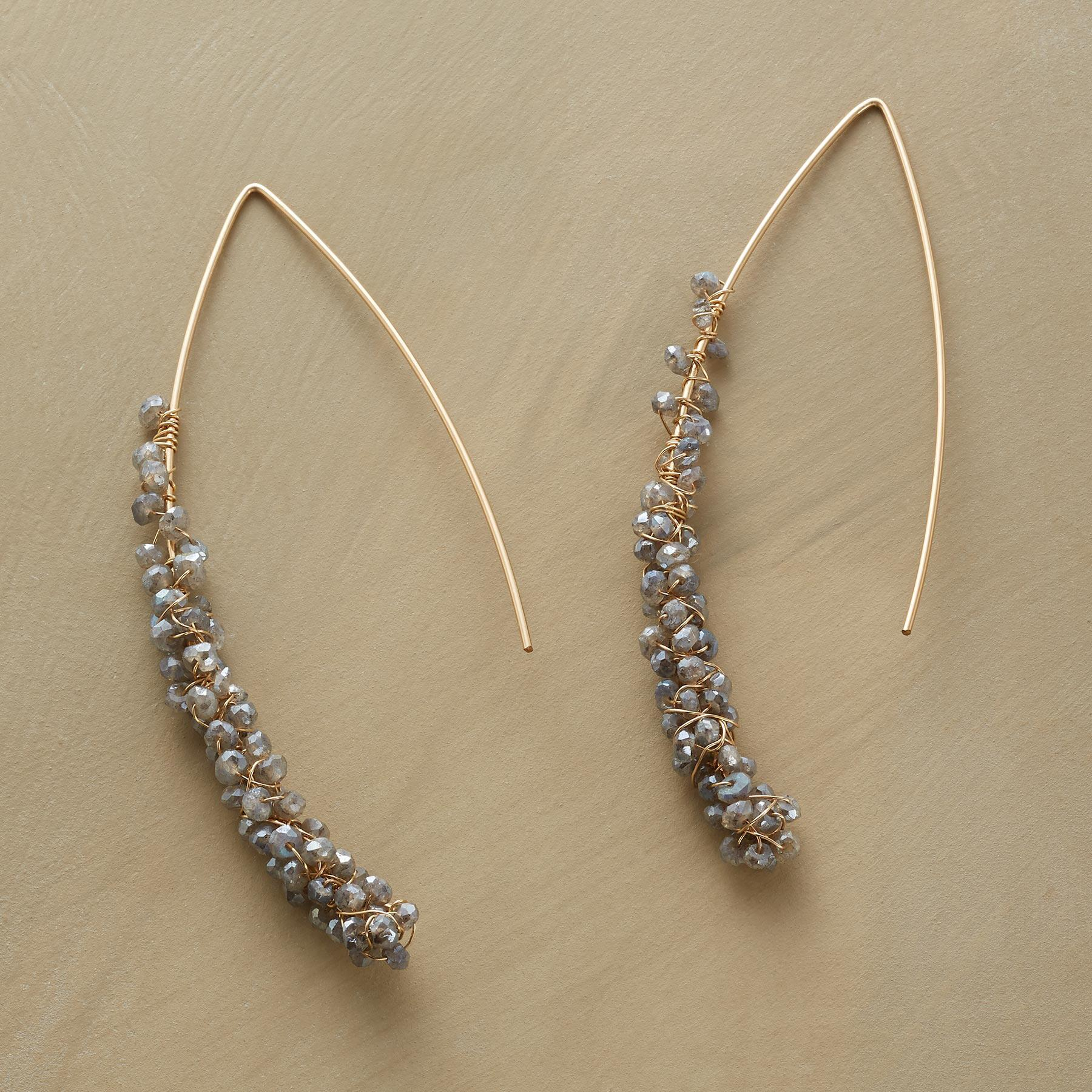 COCOON EARRINGS: View 1