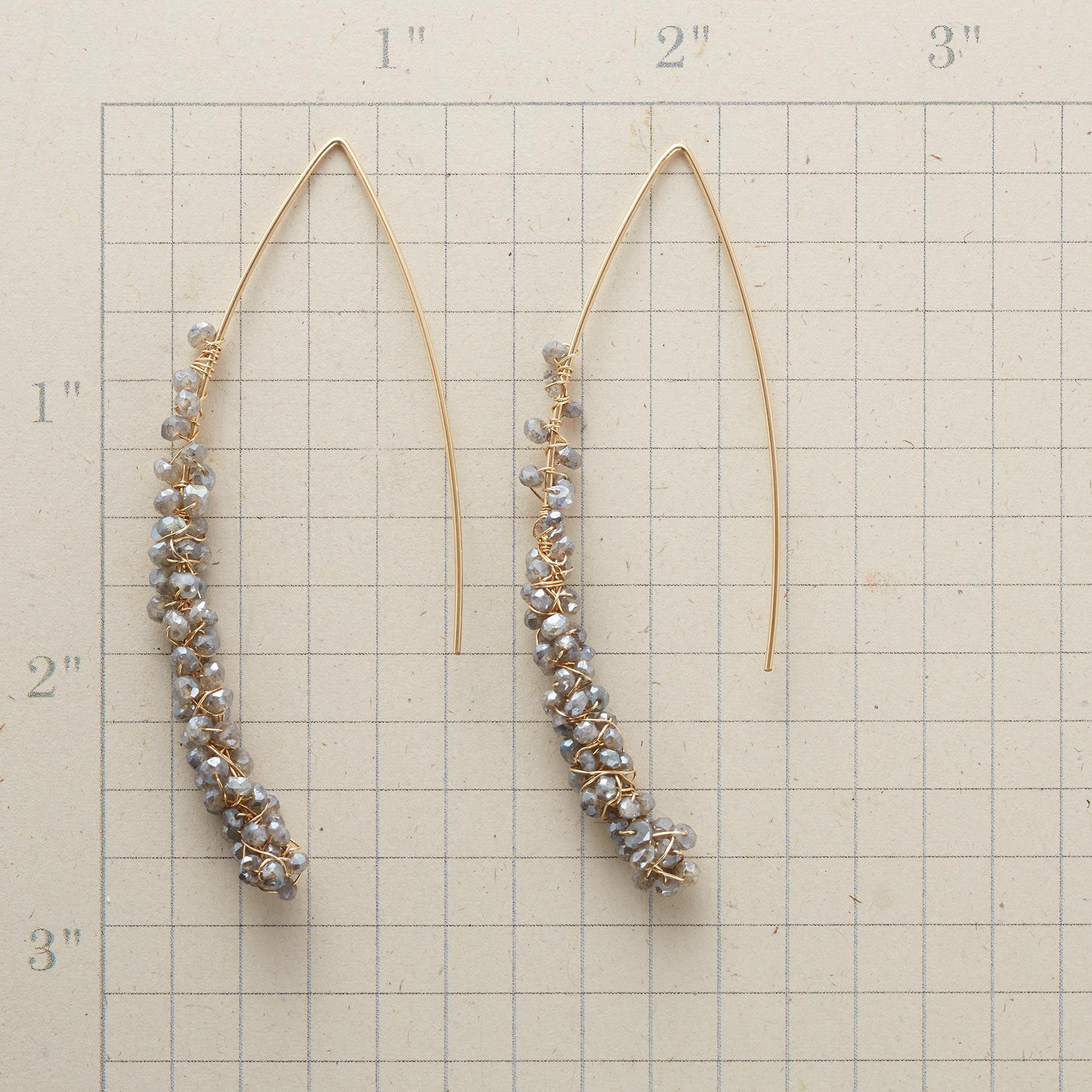 COCOON EARRINGS: View 2