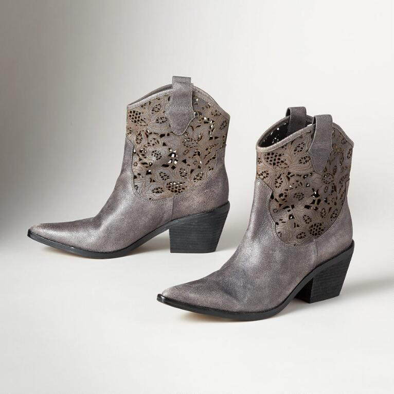 SELINE ANKLE BOOTS