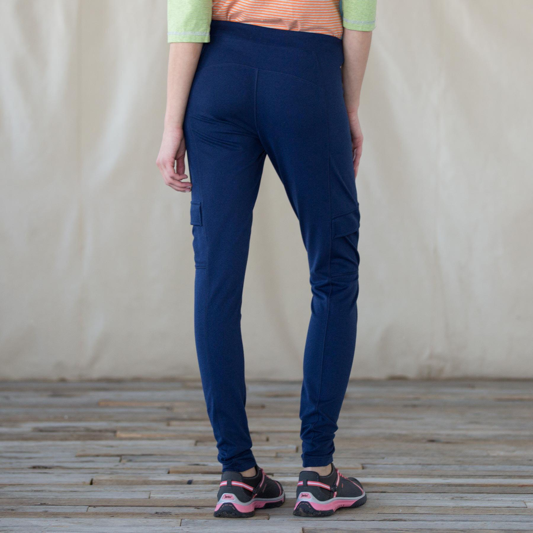 Classic Oversea Pants: View 2