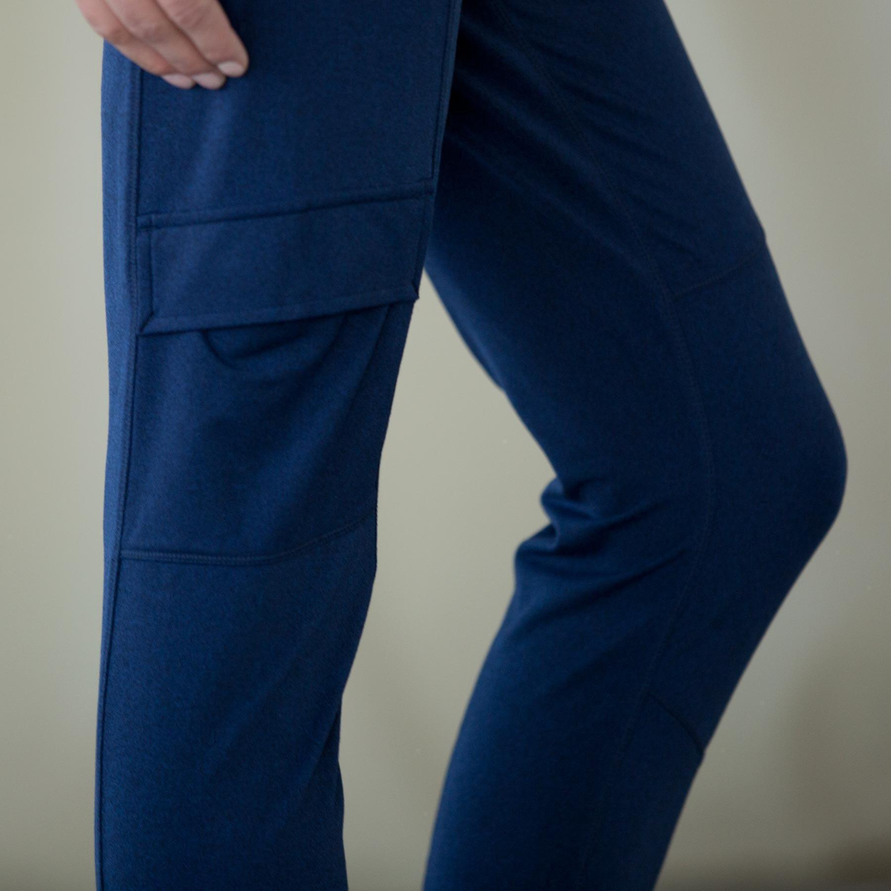 Classic Oversea Pants: View 3