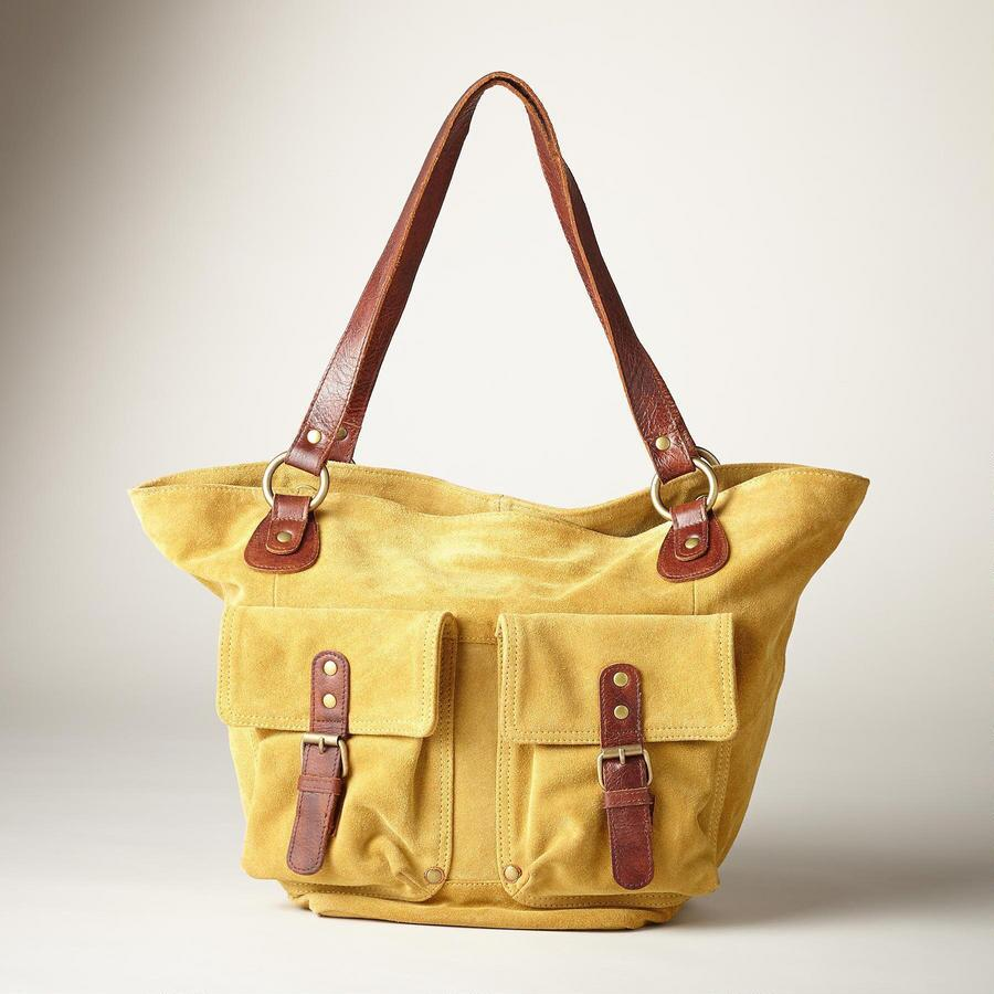 BUCKET EXPLORER BAG