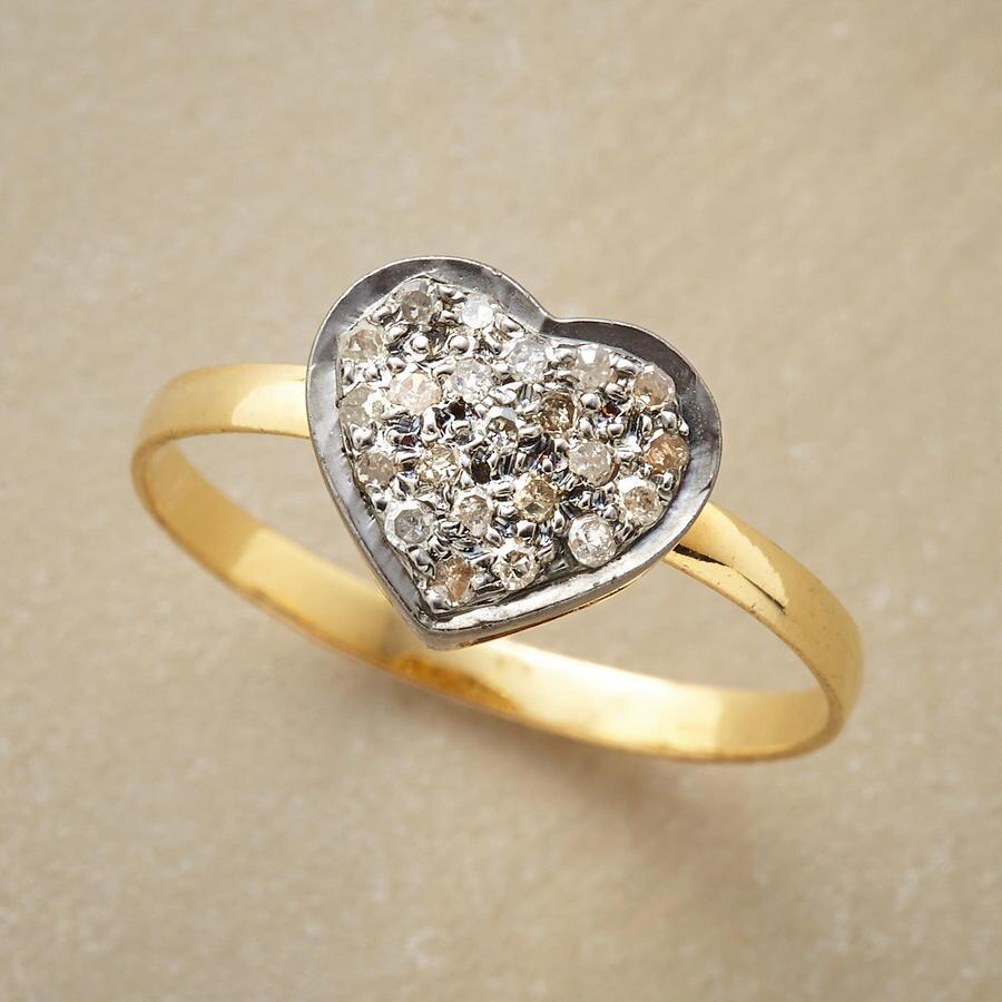 PURE HEART RING