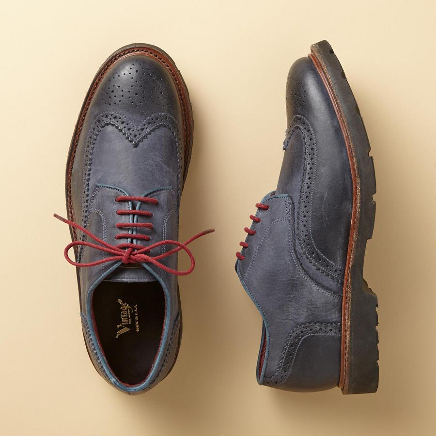 CALLOWAY WINGTIP OXFORDS