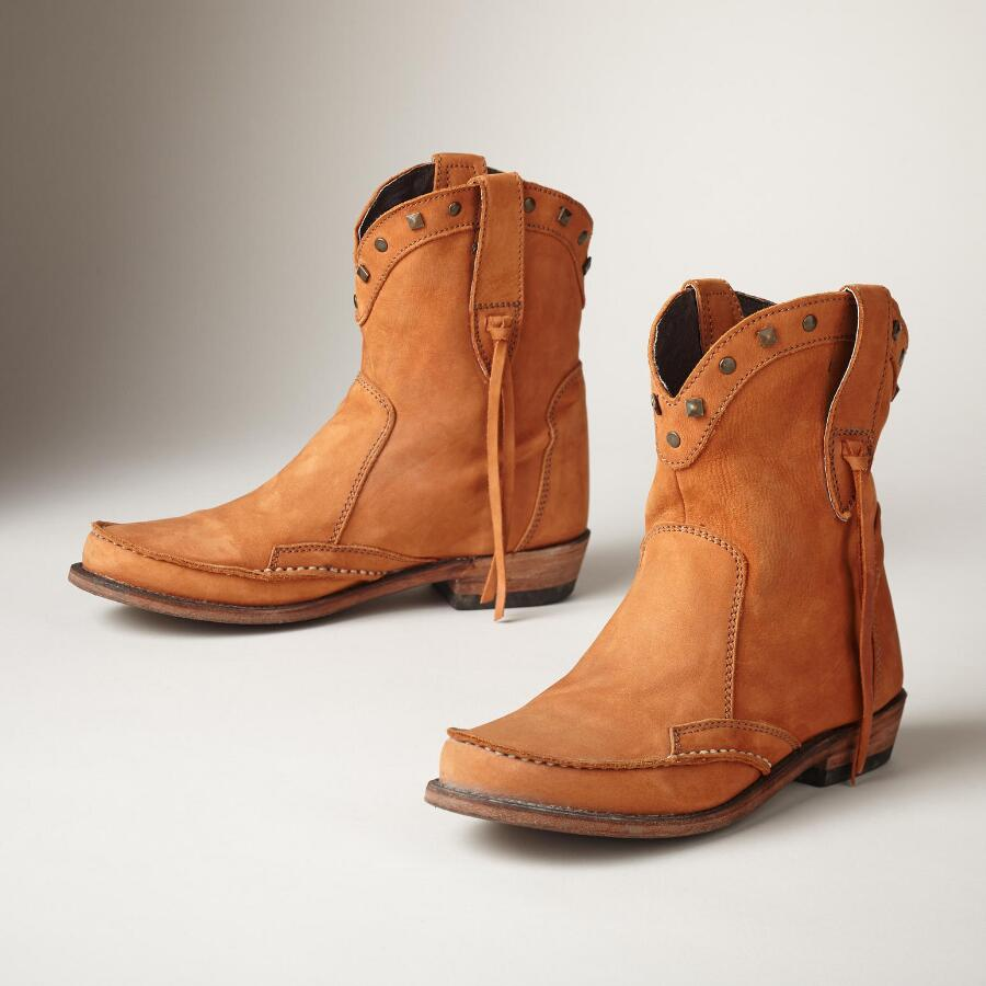 NEW FRONTIER BOOTS