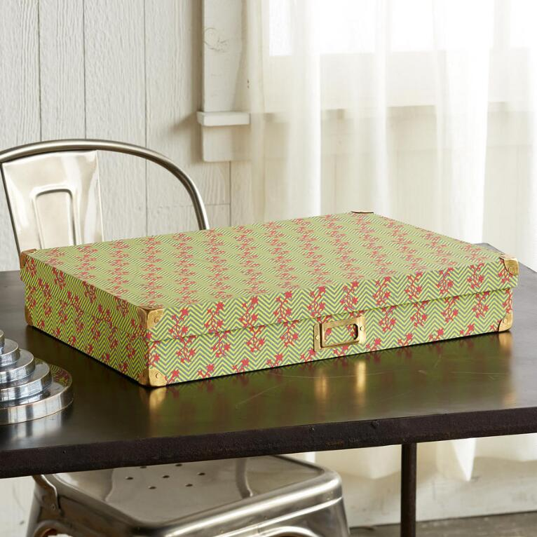 PRINTED DOCUMENT BOX