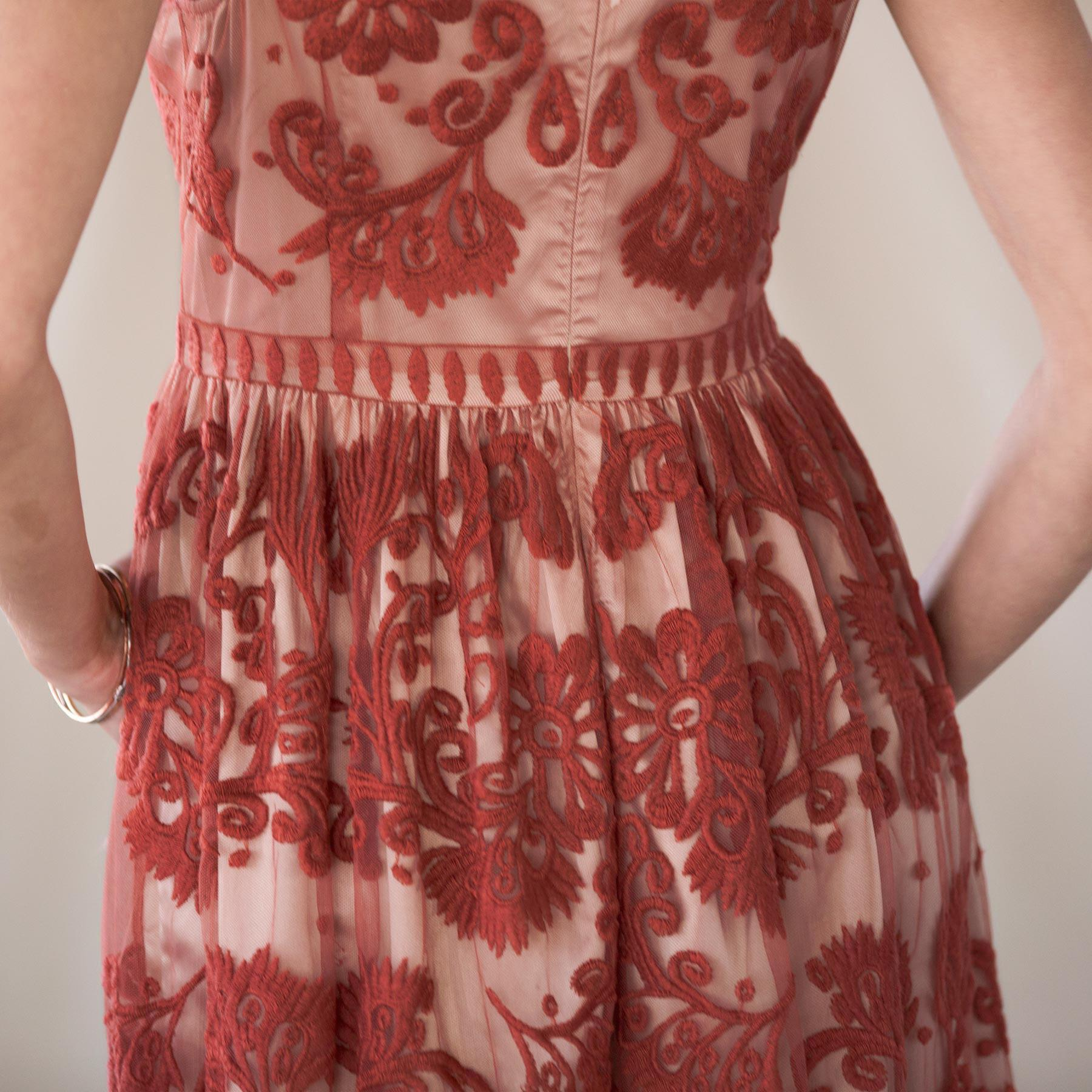 LOVE AT FIRST SIGHT DRESS: View 5