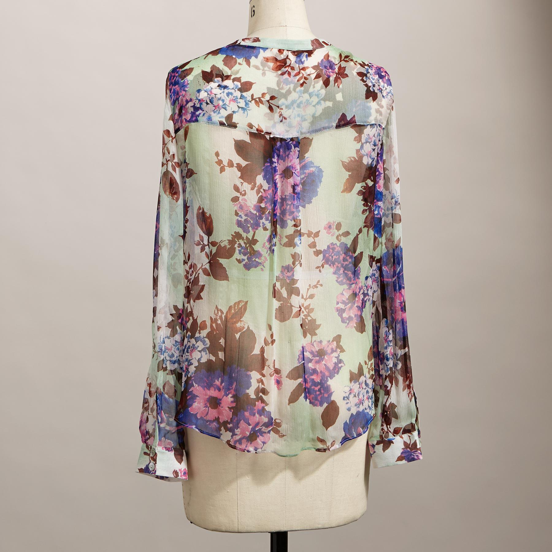 Poetry In Motion Blouse: View 2