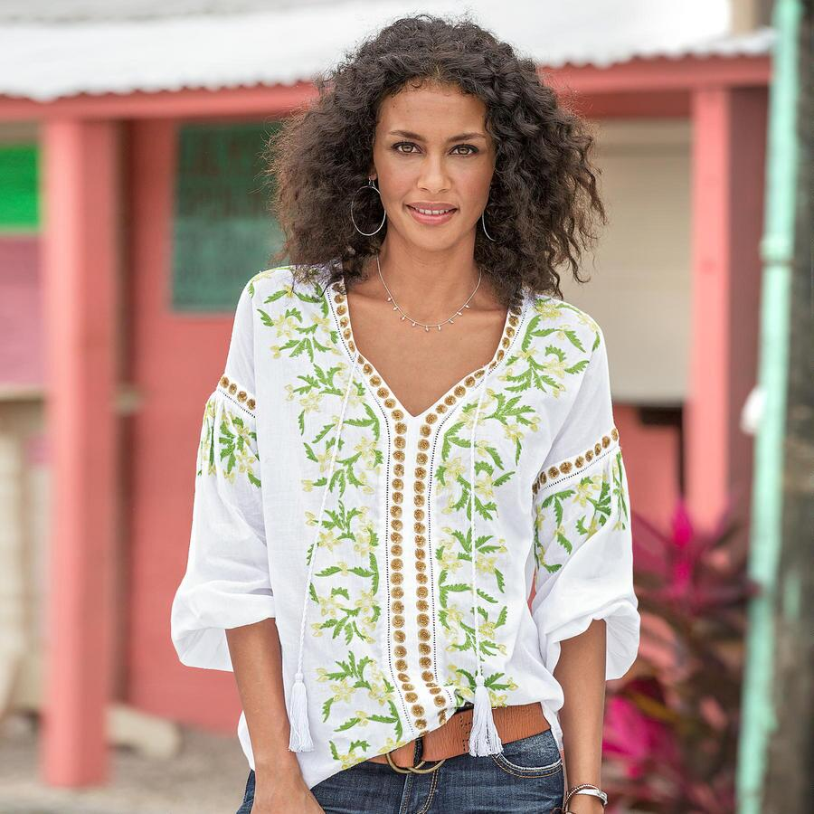 MOROCCAN DREAMS TUNIC