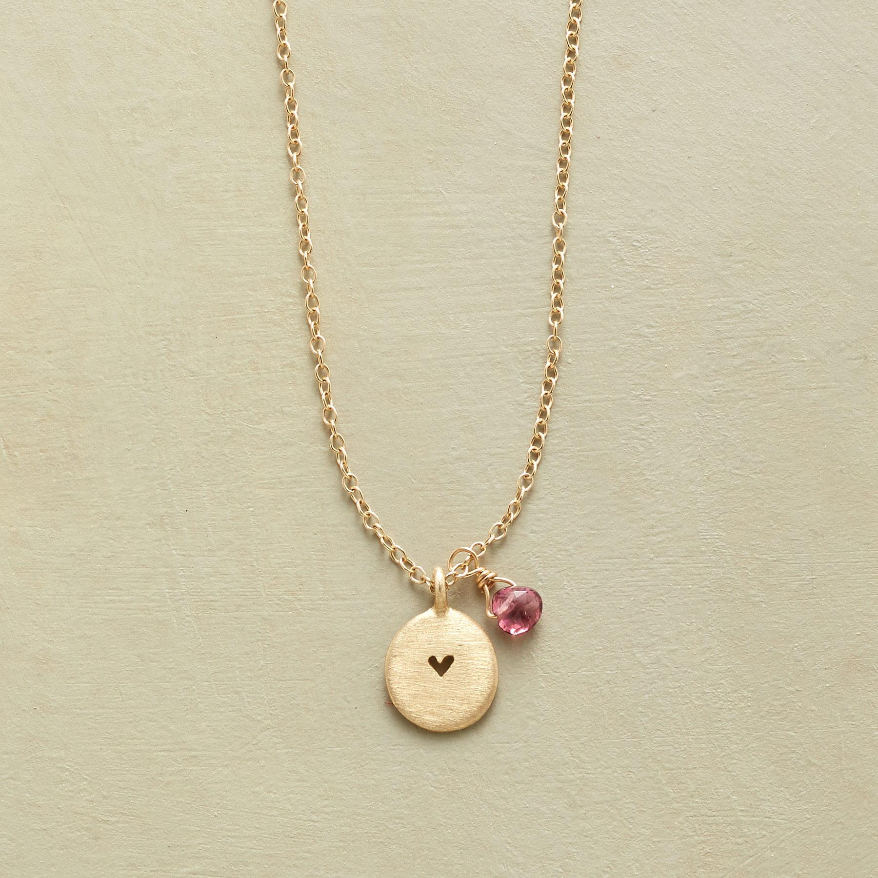 Openhearted Necklace: View 1