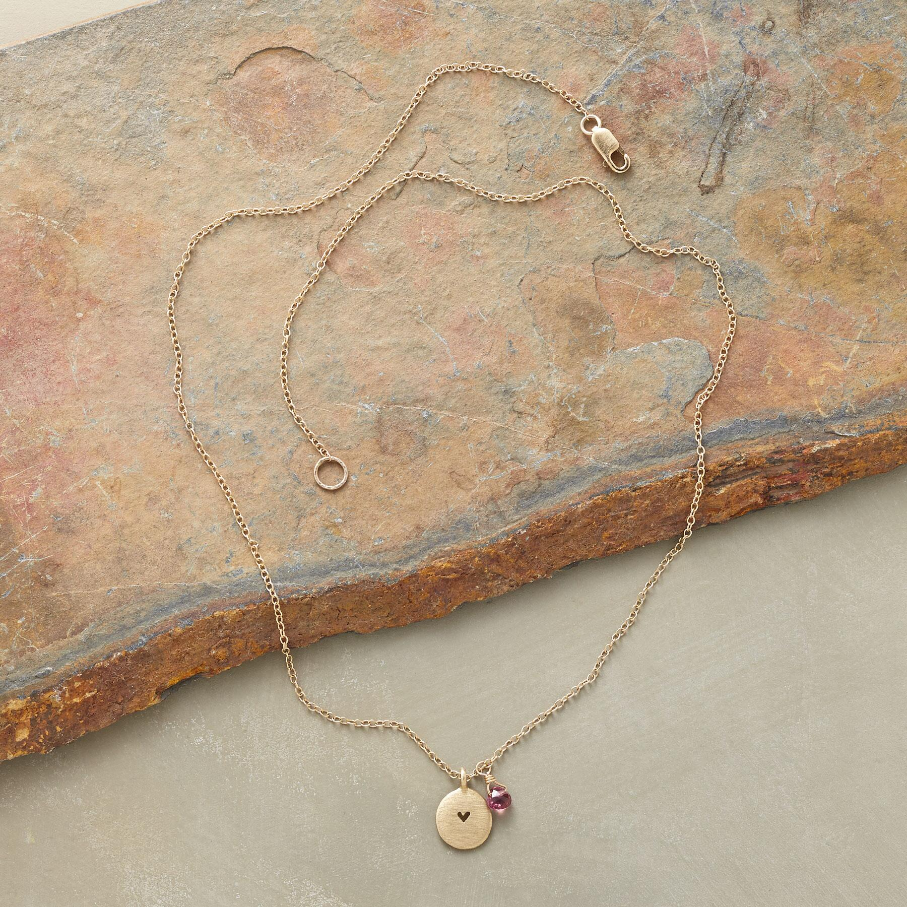 Openhearted Necklace: View 2