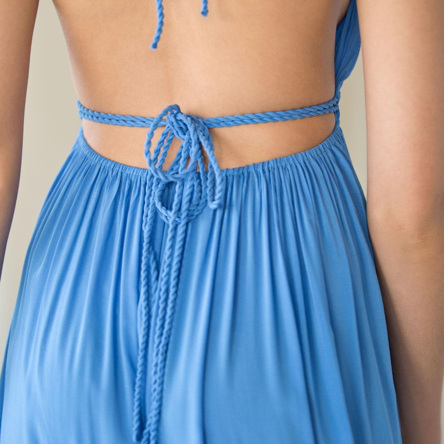 Curacao Maxi Dress: View 3