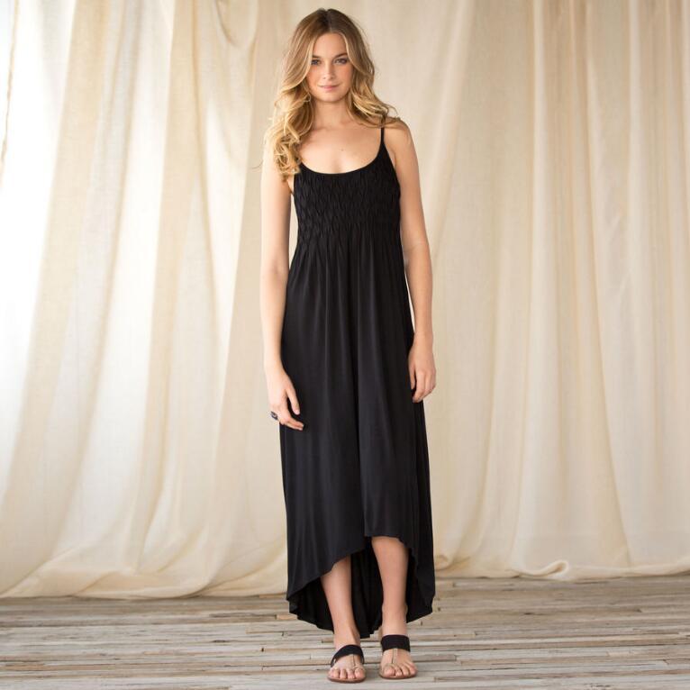 STAR-CROSSED MAXI DRESS