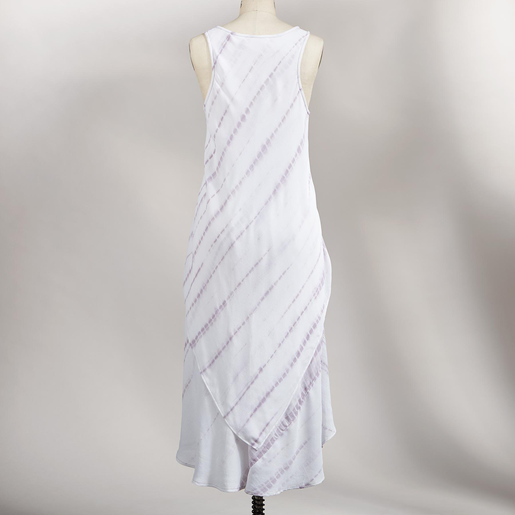 SHIBORI SPIRIT DRESS: View 2