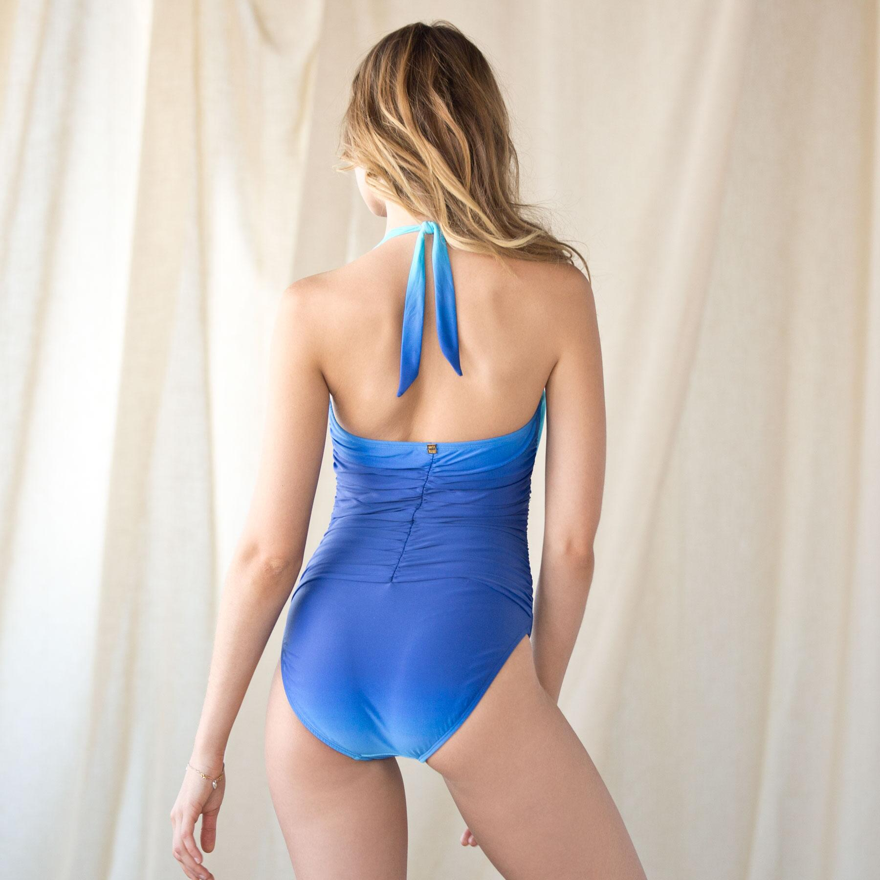 Water's Edge One-Piece: View 2