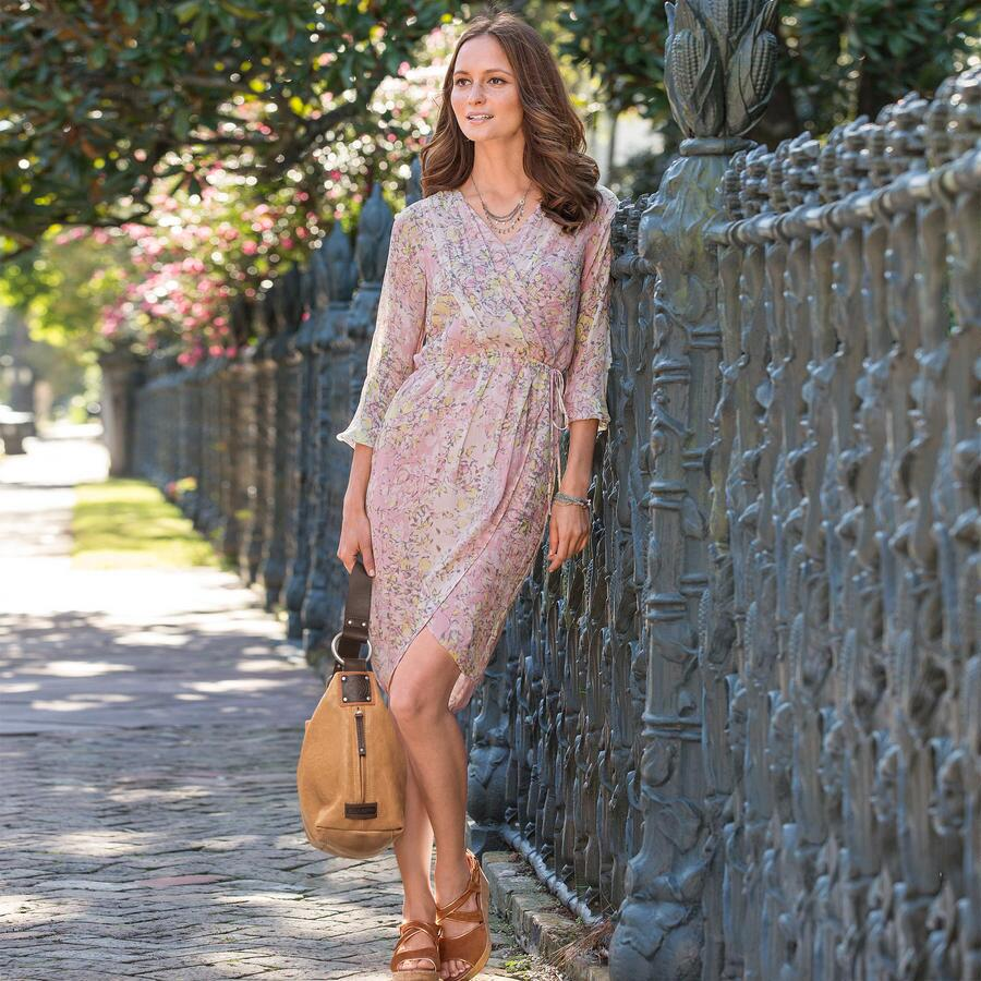 RIVER WALK DRESS PETITE