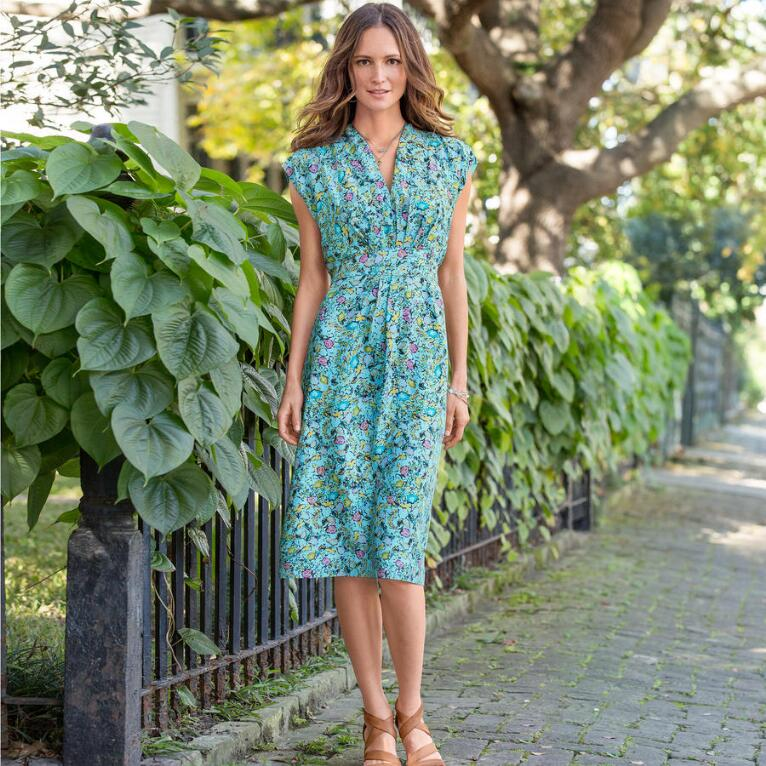 LILY OF THE NILE DRESS