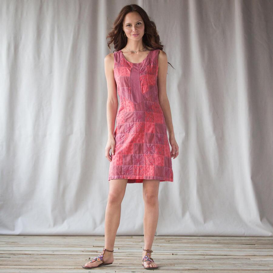 Providence Patchwork Dress