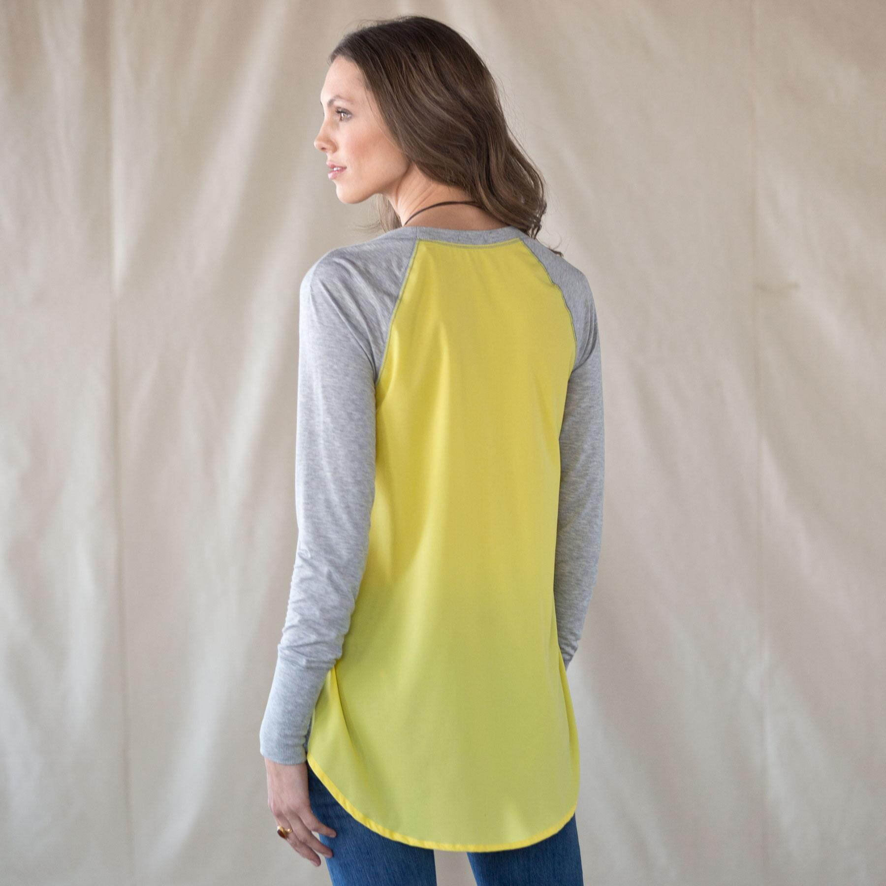 BRIGHT SIDE PULLOVER: View 2