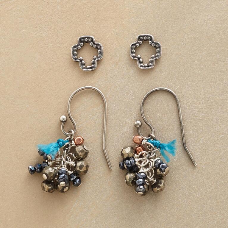 BELLE BAUBLES EARRINGS S/2