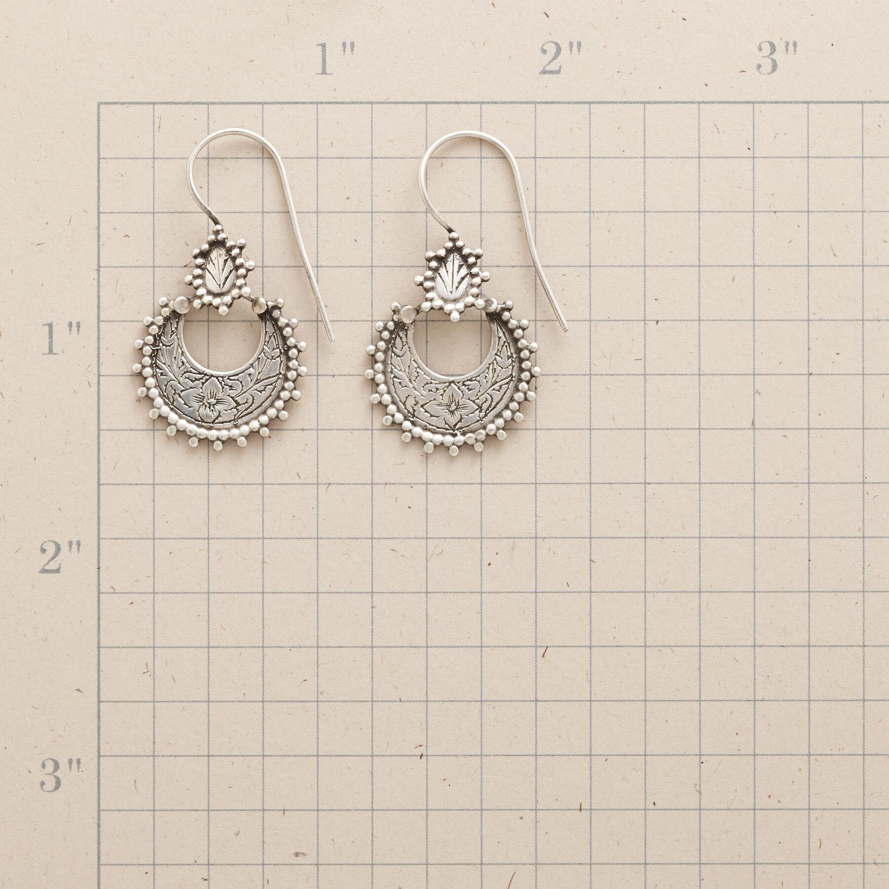 MOONGARDEN EARRINGS: View 2