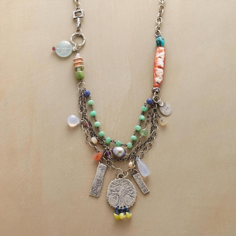 EARTH'S BOUNTY NECKLACE