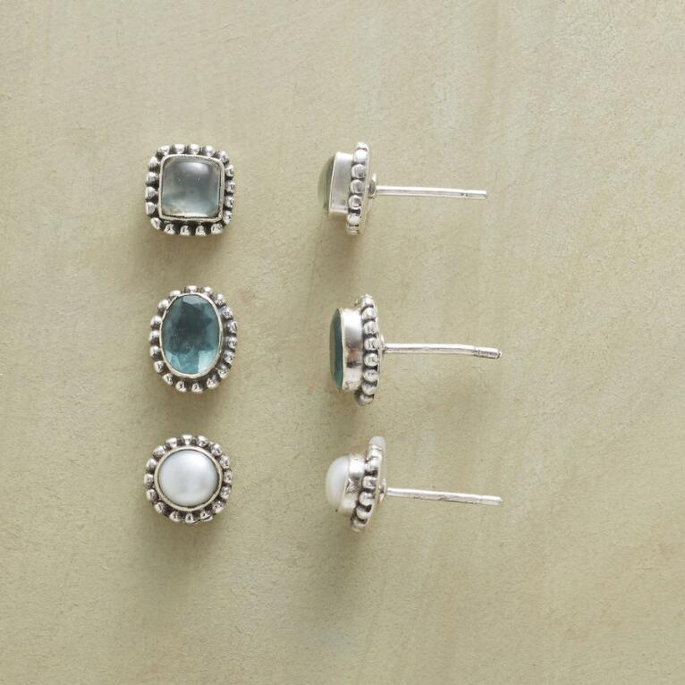 TREASURED EARRING TRIO