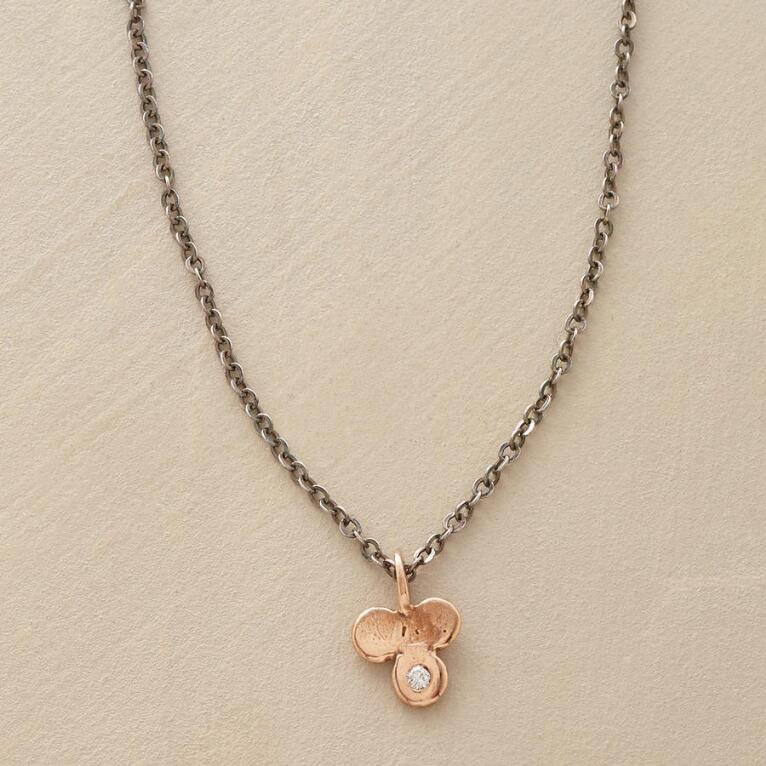 BIT OF LUCK NECKLACE
