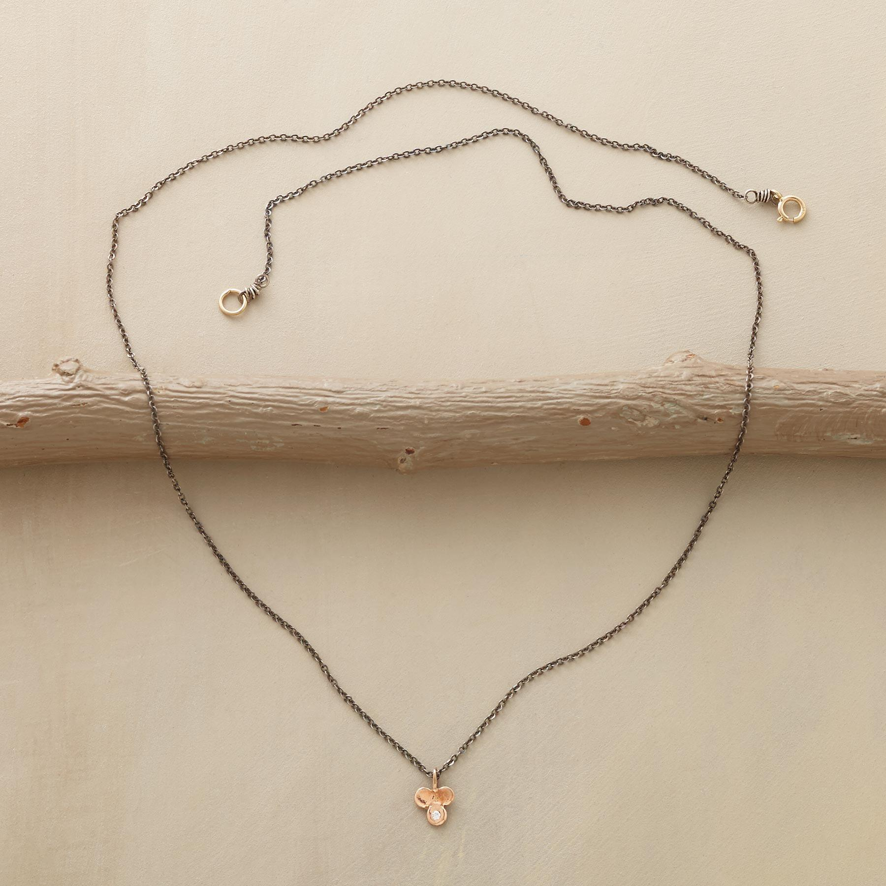 BIT OF LUCK NECKLACE: View 2