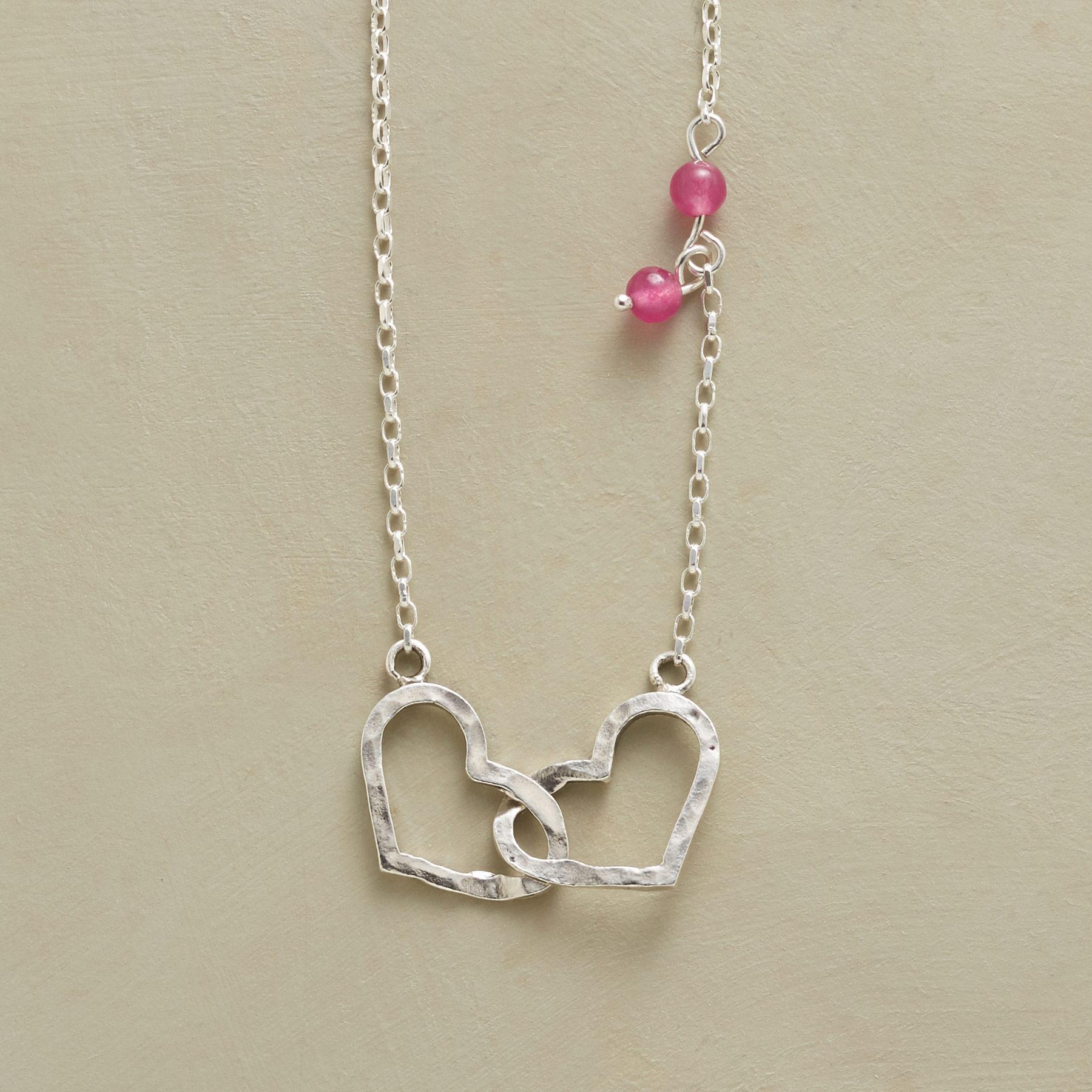 LOVING HEARTS NECKLACE: View 1