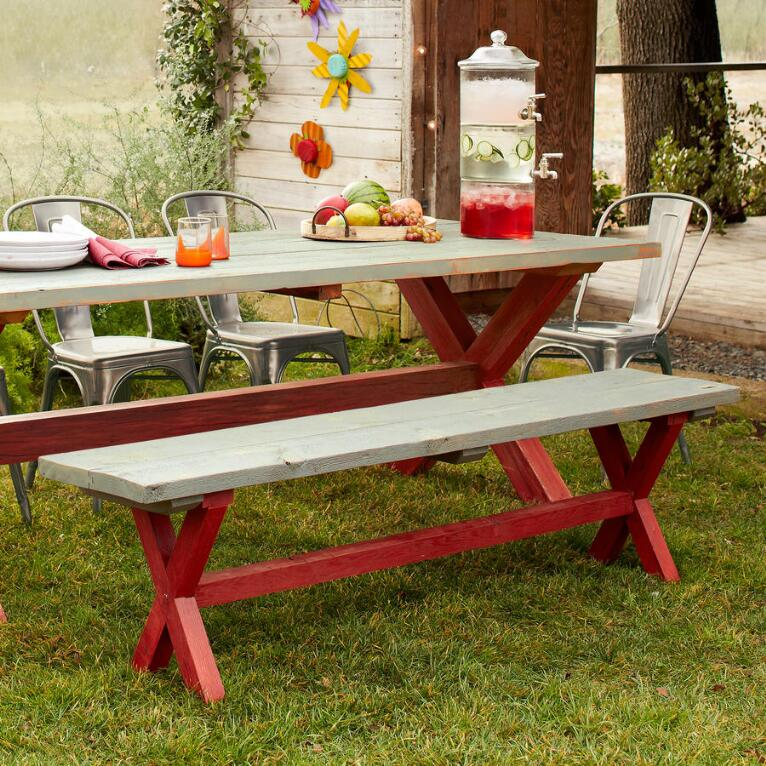 GUERNSEY FARMS OUTDOOR BENCH