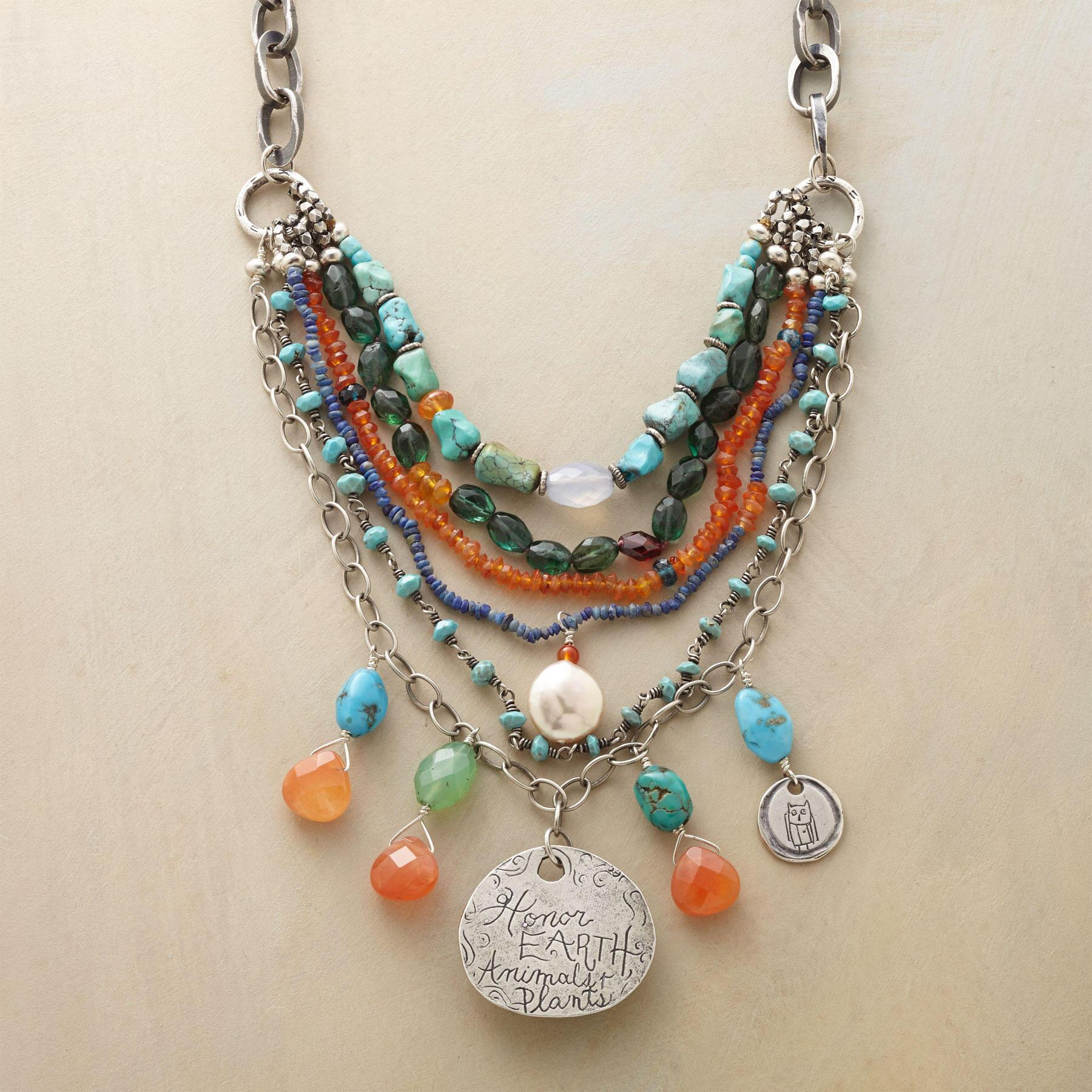 FESTIVAL OF LIFE NECKLACE: View 4