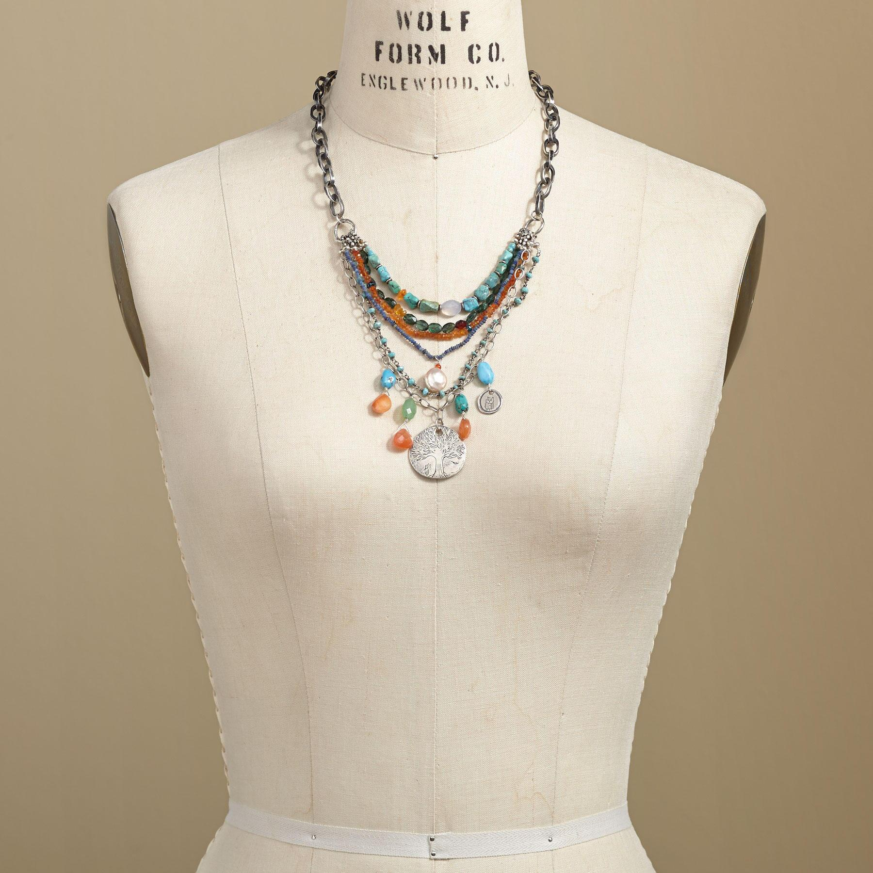 FESTIVAL OF LIFE NECKLACE: View 5