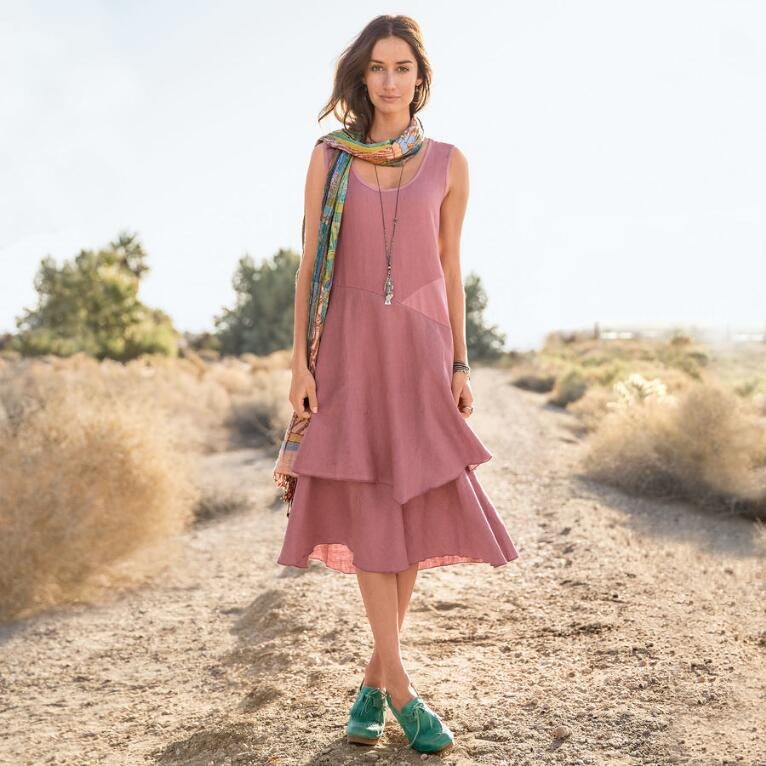 HAZY ISLES DRESS