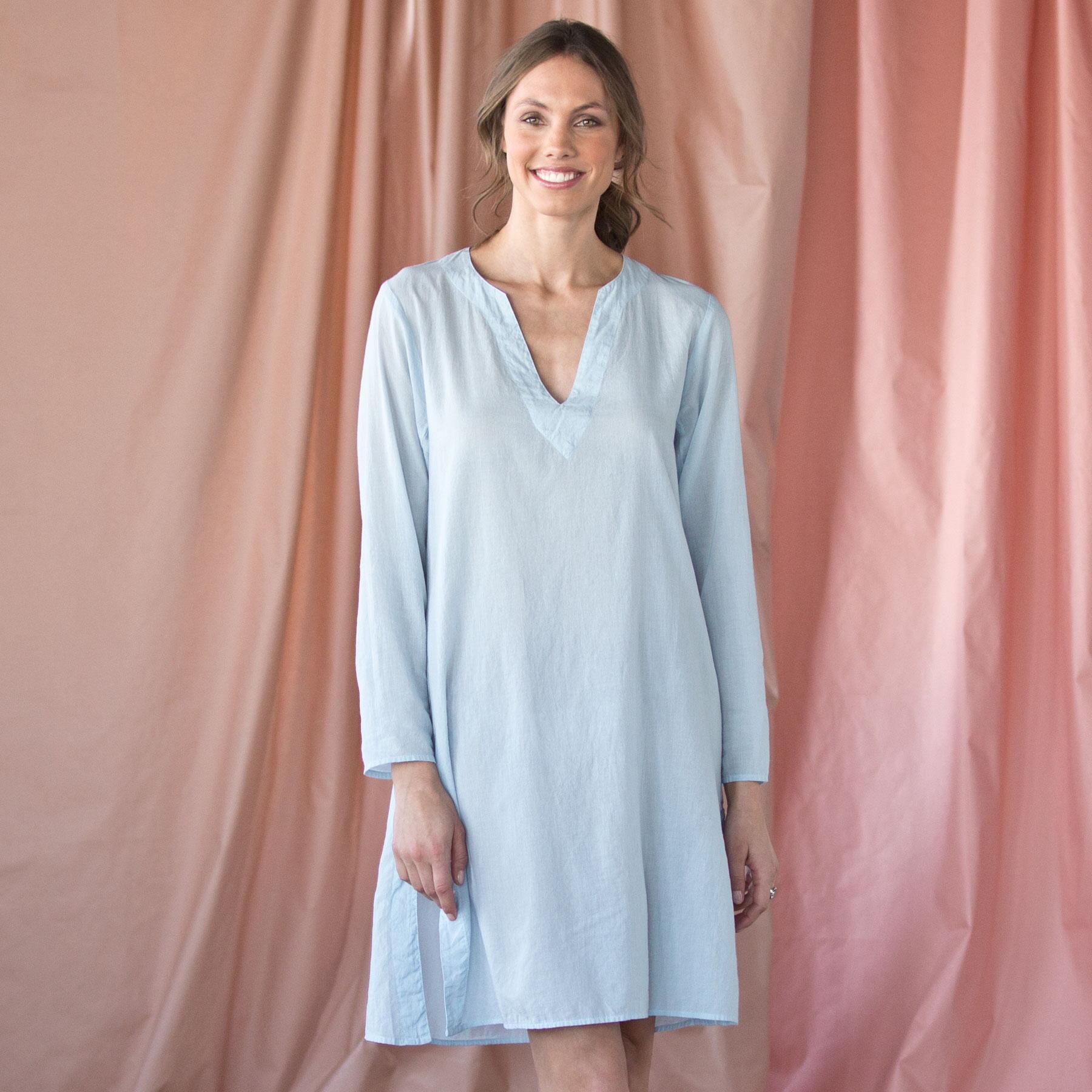 Blue Moon Night Shirt: View 1